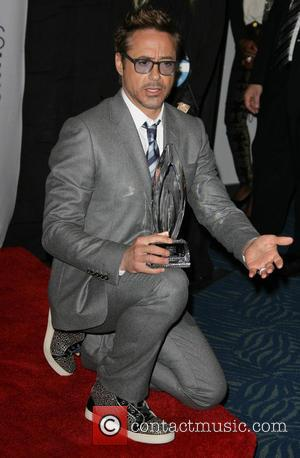 Robert Downey Jr and People's Choice Awards