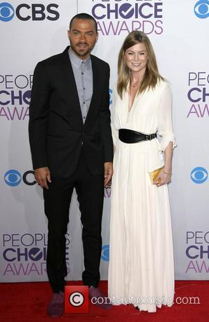 Ellen Pompeo, Jesse Williams and Annual People's Choice Awards