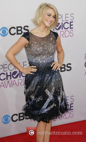Julianne Hough and Annual People's Choice Awards