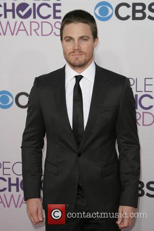Stephen Amell Enjoyed Christmas Wedding