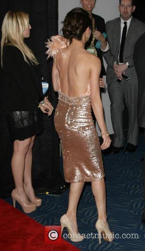 Kristin Kreuk The Peoples Choice Awards 2013 held at Nokia Theatre L.A. Live - Press Room  Featuring: Kristin Kreuk...