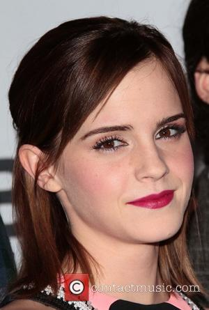 Emma Watson 39th Annual People's Choice Awards at Nokia Theatre L.A. Live - Press Room  Featuring: Emma Watson Where:...