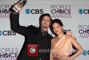 Jay Ryan, Kristin Kreuk and Annual People's Choice Awards