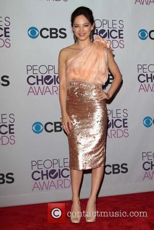 Kristin Kreuk and Annual People's Choice Awards