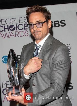 Robert Downey Jr 39th Annual People's Choice Awards at Nokia Theatre L.A. Live - Press Room  Featuring: Robert Downey...