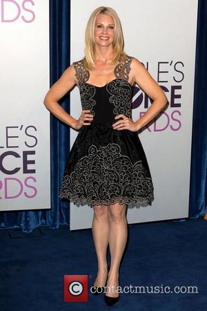 Monica Potter and People's Choice Awards
