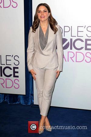 Sophia Bush and People's Choice Awards