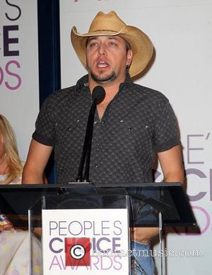Jason Aldean The 2013 People's Choice Awards nomination announcement, held at The Paley Center for Media Beverly Hills, California -...
