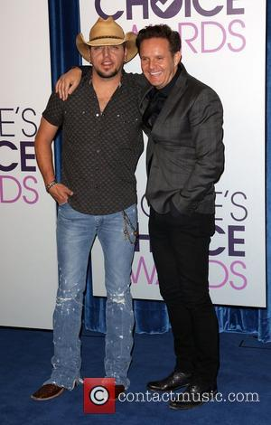 Jason Aldean and Mark Burnett People's Choice Awards 2013 Nominations Press Conference at The Paley Center for Media Los Angeles,...