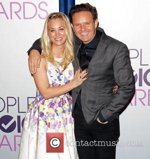 Kaley Cuoco, Mark Burnett and People's Choice Awards