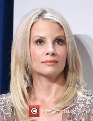 Monica Potter  attends the 2013 People's Choice Awards Nominations Press Conference held at The Paley Center for Media in...