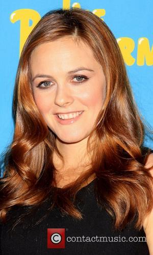Alicia Silverstone  Meet and greet with the cast of the Broadway comedy 'The Performers' held at the Hard Rock...