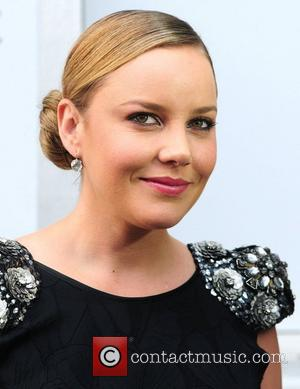 Abbie Cornish Persol Magnificent Obsessions: 30 Stories of Craftsmanship in Film held at the Museum of Moving Image New York...
