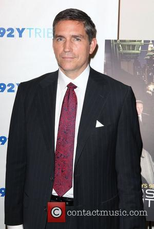 Jim Caviezel,  at the screening of  'Person of Interest' - Arrivals New York City, USA - 24.09.12