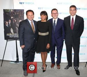 The Cast, Person, Interest, L-r, Kevin Chapman, Taraji P. Henson, Michael Emerson and Jim Caviezel
