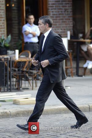 Caviezel Attended Pope's Funeral