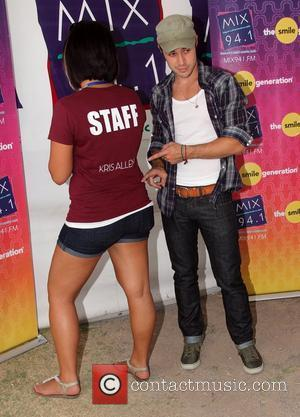 Kris Allen Mix 94.1's Pet-A-Palooza at the Star Nursery Field inside the Sam Boyd Stadium Las Vegas, Nevada - 21.04.12