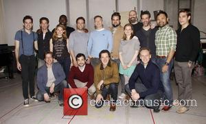 Cast and Christian Borle