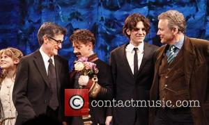 Roger Rees and Christian Borle