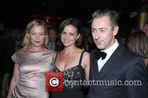 Samantha Mathis, Carla Gugino and Alan Cumming