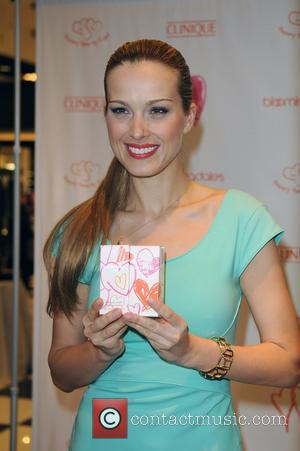 Petra Nemcova, Happy Hearts Fund, Clinique and Bloomingdale