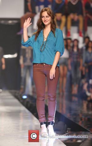 Leighton Meester Philippine Fashion Week - Penshoppe - Catwalk Pasay City, Philippines - 26.05.12