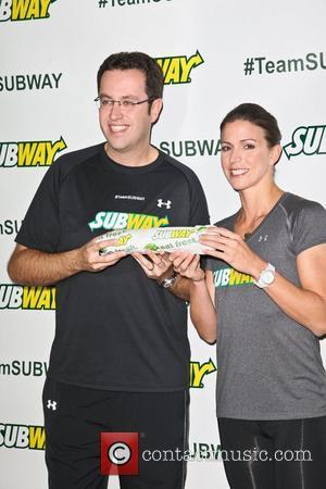 Jared, Subway Guy, Whitney and Michael Phelps