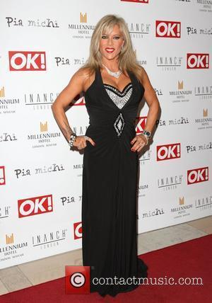 Sam Fox Pia Michi and Inanch VIP collection launch-Arrivals London, England - 15.02.12