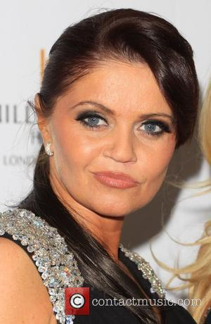 Daniella Westbrook Pia Michi and Inanch VIP collection launch-Arrivals London, England - 15.02.12
