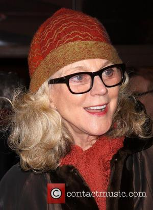 Blythe Danner Opening night of 'Picnic' at the American Airlines Theatre - Arrivals  Featuring: Blythe Danner Where: New York...