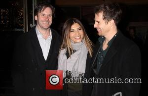 Josh Hamilton, Callie Thorne and Sam Rockwell