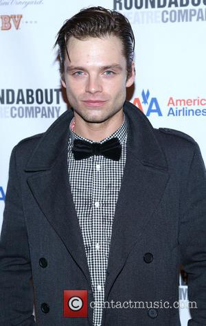 Sebastian Stan Opening night of 'Picnic' at the American Airlines Theatre - Arrivals  Featuring: Sebastian Stan Where: New York,...