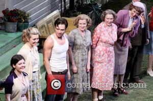 Madeleine Martin, Maggie Grace, Sebastian Stan, Mare Winningham, Ellen Burstyn and Elizabeth Marvel