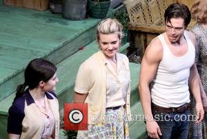 Madeleine Martin, Maggie Grace and Sebastian Stan