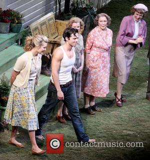 Maggie Grace, Sebastian Stan, Mare Winningham, Ellen Burstyn and Elizabeth Marvel