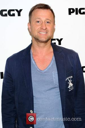 Mark Harris  'Piggy' premiere held at the Odeon, Covent Garden London, England - 01.05.12