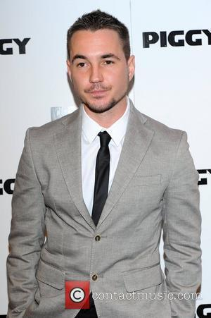 Martin Compston  'Piggy' premiere held at the Odeon, Covent Garden London, England - 01.05.12