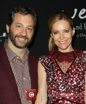 Judd Apatow and Leslie J. Mann
