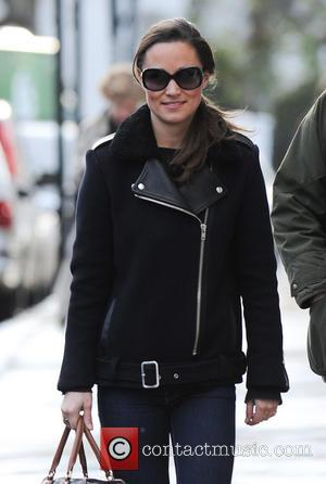 Pippa Middleton and London