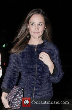Pippa Middleton, Christmas and St. James Church