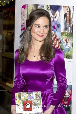 Pippa Middleton, Celebrate and Amsterdam