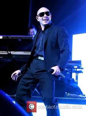Pitbull Pitbull performs at The Pearl inside the Palms Hotel Casino Las Vegas, NV  Featuring: Pitbull Where: Las Vegas,...