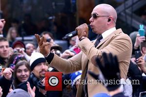 Pitbull, Rockefeller Center
