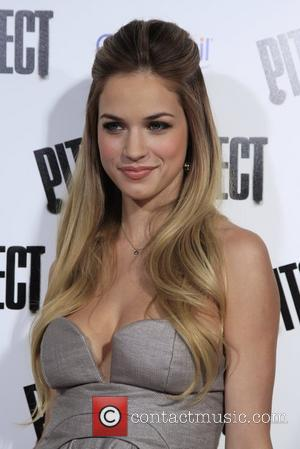 Alexis Knapp Los Angeles premiere of 'Pitch Perfect' at ArcLight Hollywood - Arrivals Los Angeles, California- 25.09.12