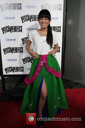 Hana Mae Lee Los Angeles premiere of 'Pitch Perfect' at ArcLight Hollywood - Arrivals Los Angeles, California- 25.09.12