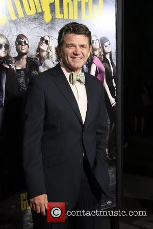 John Michael Higgins  Los Angeles premiere of 'Pitch Perfect' at ArcLight Hollywood - Arrivals Los Angeles, California- 25.09.12