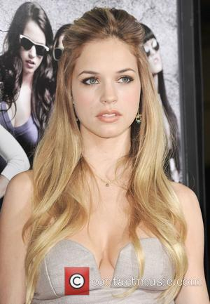 Alexis Knapp  Los Angeles premiere of 'Pitch Perfect' at ArcLight Hollywood - Arrivals Los Angeles, California - 24.09.12