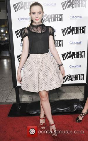 Kathryn Newton  Los Angeles premiere of 'Pitch Perfect' at ArcLight Hollywood - Arrivals Los Angeles, California - 24.09.12