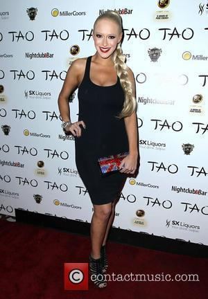 Kaya Jones Nightclub and Bar Convention and Trade Show Presents The Platinum Party at TAO Nightclub  Las Vegas, Nevada...