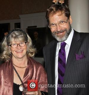Judith Ivey and David Staller  attend The 2012 Players Hall of Fame Inductees Dinner, held at the Players Club....